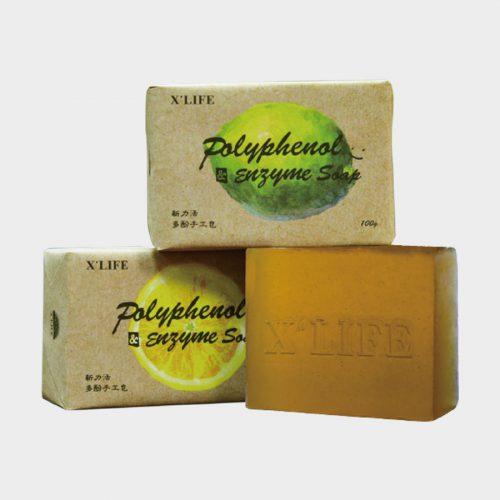 檸檬多酚手工皂